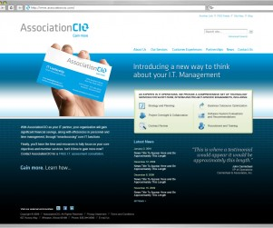 Association CIO website