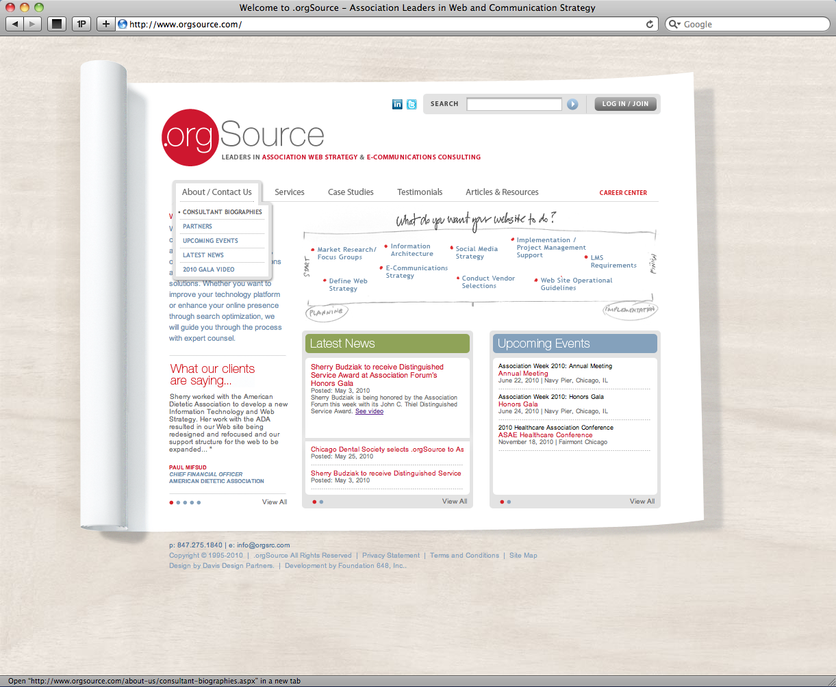 .orgSource Website Redesign