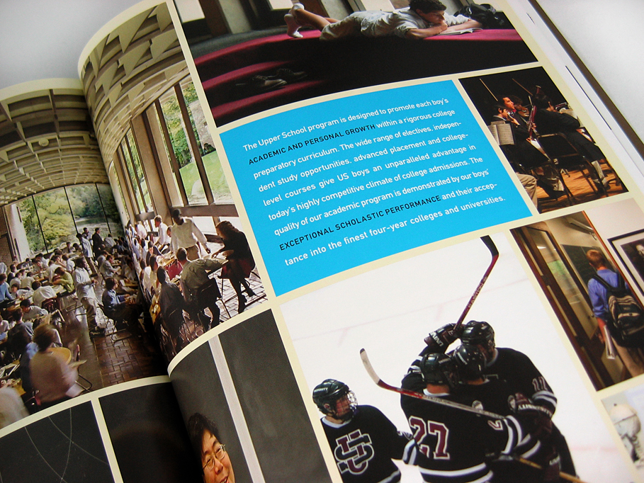 University School 2006–2008 Admissions Materials & Viewbook